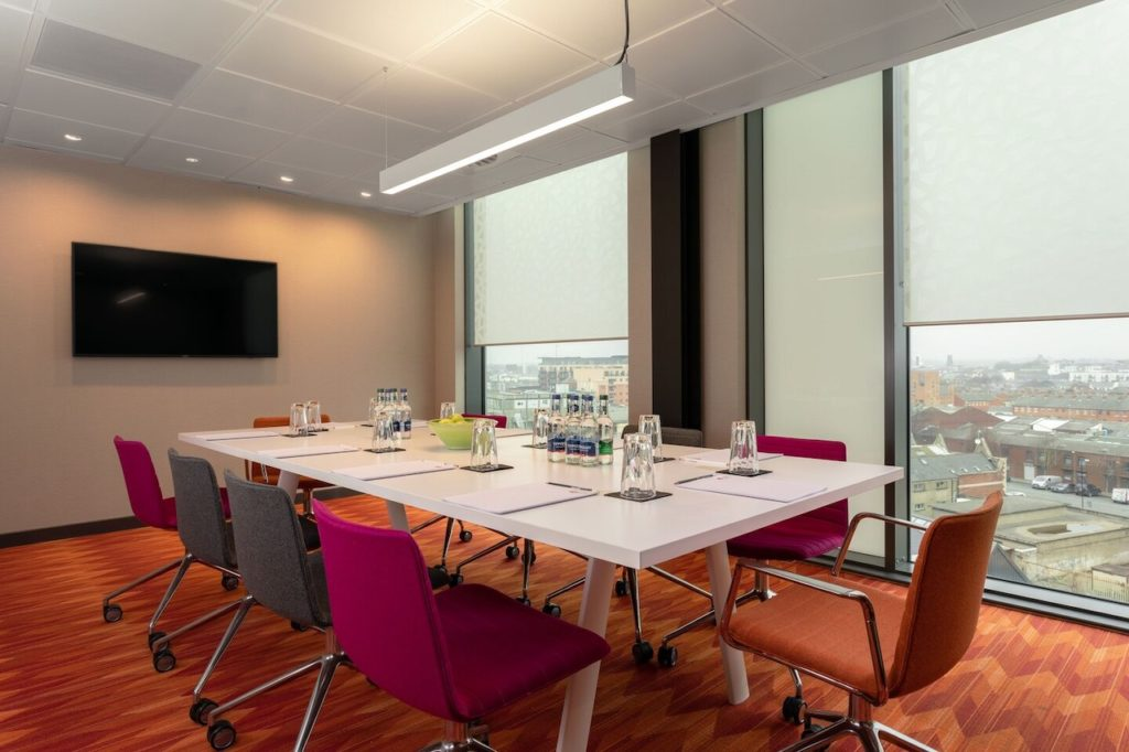 Meeting Rooms Dublin - Aloft Hotel